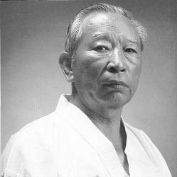 Kwan Jang Nim Nam Suk Lee - Founder of Chang Moo Kwan