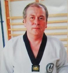 Meister Killian - WT Taekwondo - Chang Moo Kwan